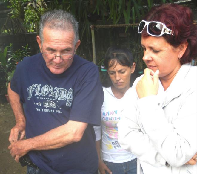 Rolando Perez, Dona Tica, Leyani Caballero